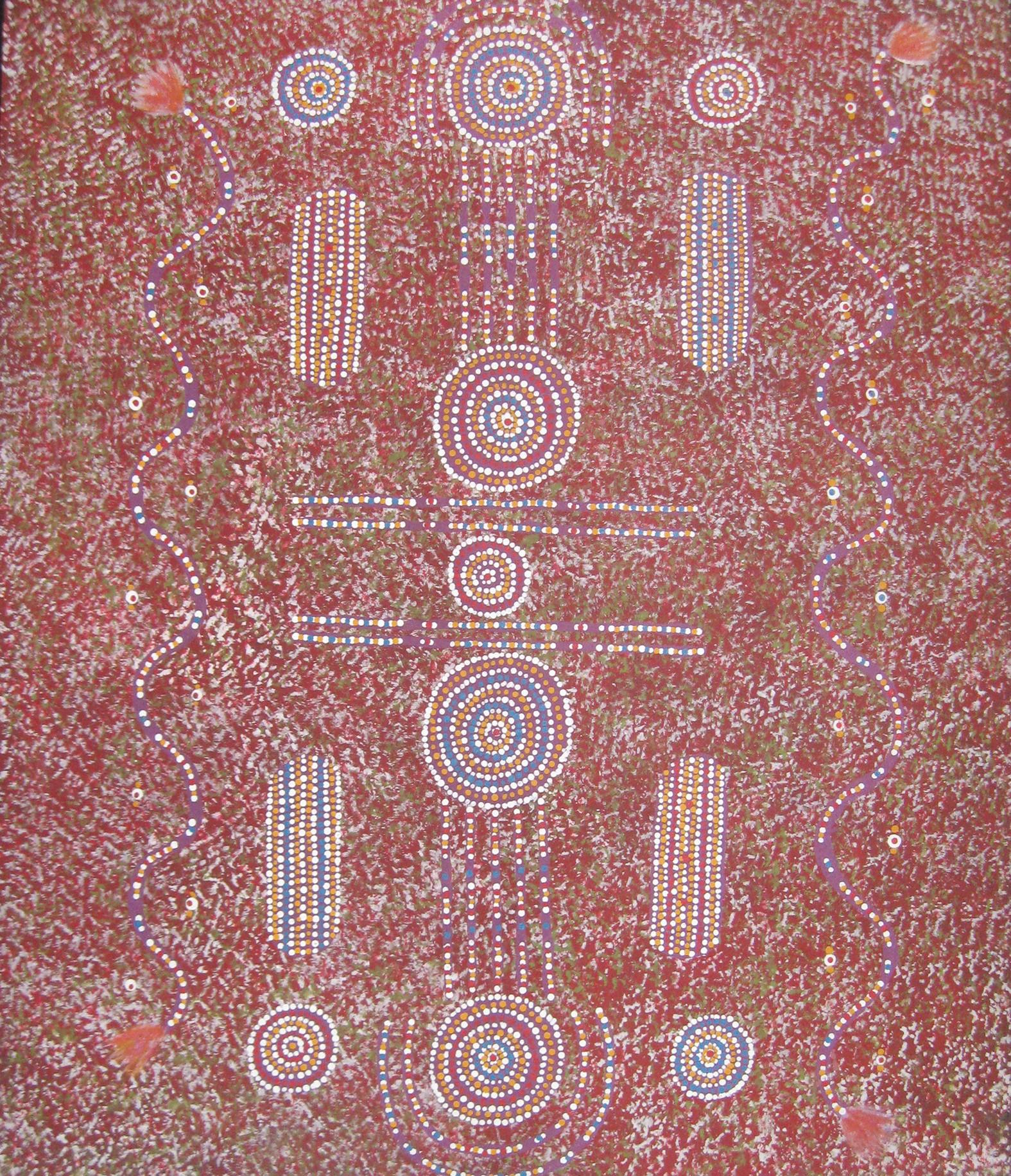 Arte aborigena australiana archivi arte contemporanea in for Arte aborigena