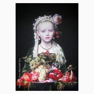 Jan Davidsz de Heem's Daughter
